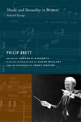 Music and Sexuality in Britten book