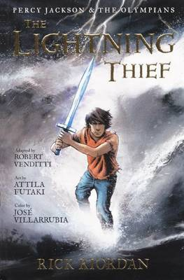 The Lightning Thief by Robert Venditti