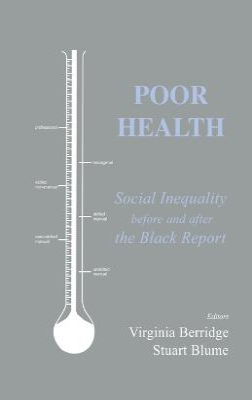 Poor Health book