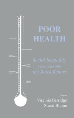 Poor Health by Virginia Berridge