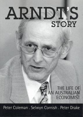 Arndt's Story by Selwyn  Cornish