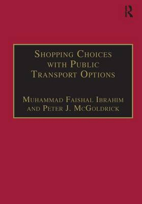 Shopping Choices with Public Transport Options book