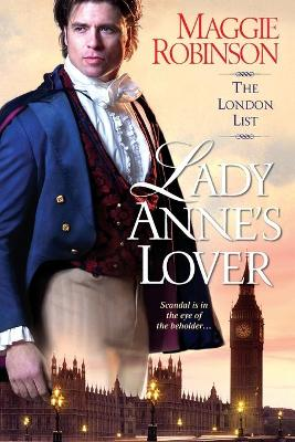 Lady Anne's Lover by Maggie Greenwood Robinson