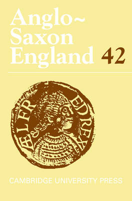 Anglo-Saxon England: Volume 42 by Rosalind Love