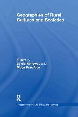 Geographies of Rural Cultures and Societies book