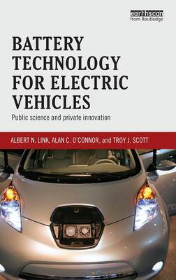 Battery Technology for Electric Vehicles book