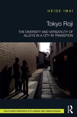 Tokyo Roji book
