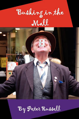 Busking in the Mall by Sir Peter Russell