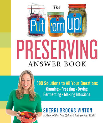 Put'em Up! Preserving Answer Book book