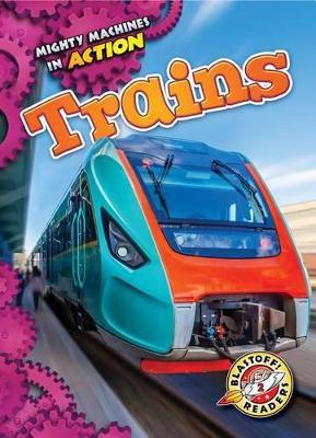 Trains by Chris Bowman