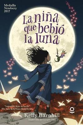 La Nina Que Bebio La Luna by Yuta Onoda