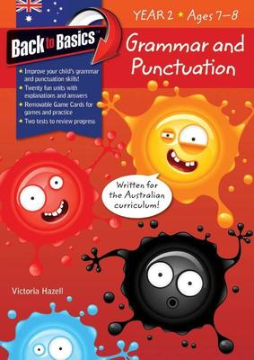 Back to Basics - Grammar and Punctuation Year 2 book