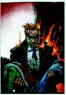 John Constantine, Hellblazer The Devil's Trenchcoat. Writer, Peter Milligan Devil's Trenchcoat by Peter Milligan