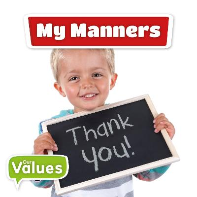My Manners book