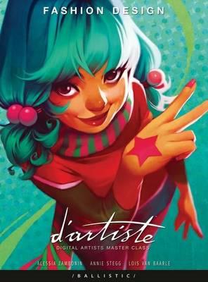 Digital Artists Master Class by Lois Van Baarle