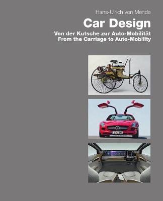 Car Design by Hans-Ulrich Von Mende