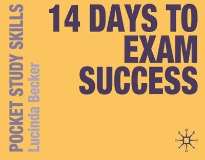 14 Days to Exam Success book