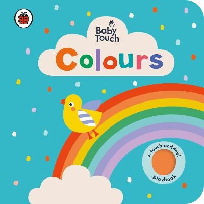 Baby Touch: Colours book