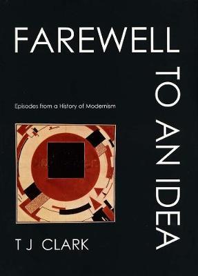 Farewell to an Idea book