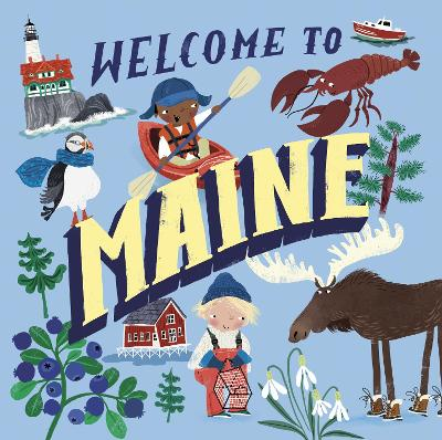 Welcome to Maine book