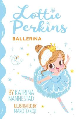 Lottie Perkins, Ballerina book
