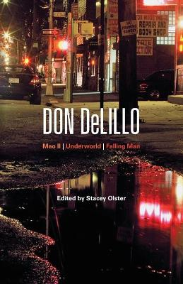 Don DeLillo by Stacey Olster