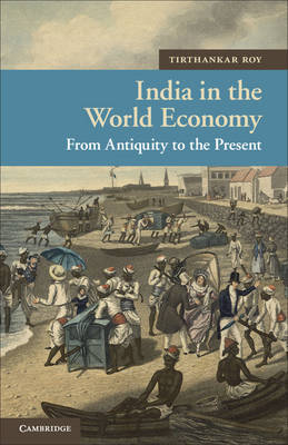 India in the World Economy by Tirthankar Roy