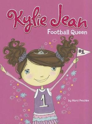 Kylie Jean Football Queen by Marci Peschke