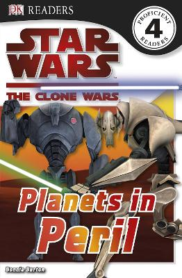 Star Wars Clone Wars Planets in Peril by DK