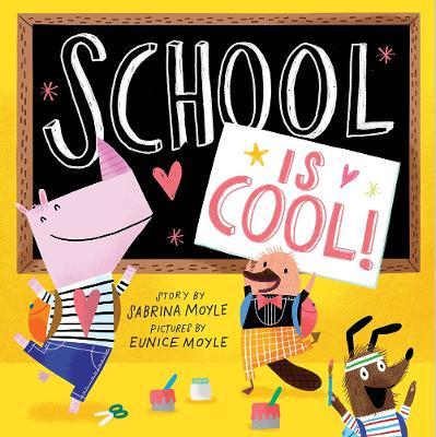 School Is Cool! (A Hello!Lucky Book) book