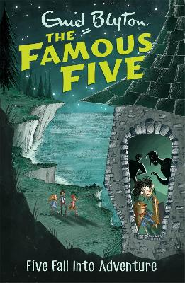 Famous Five: Five Fall Into Adventure by Enid Blyton