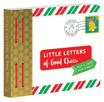 Little Letters of Good Cheer by Lea Redmond