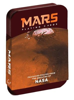 Mars Playing Cards by Chronicle Books