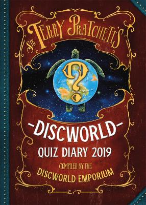 Terry Pratchett's Discworld Diary 2019 by Terry Pratchett