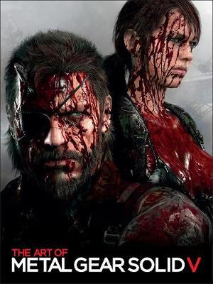 Art Of Metal Gear Solid V book