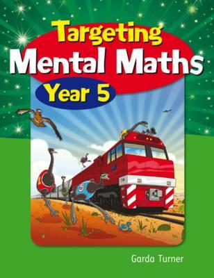 Targeting Mental Maths Year 5 by Garda Turner