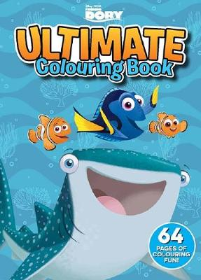 Ultimate Colouring Book: Finding Dory book
