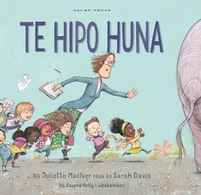 Te Hipo Huna book