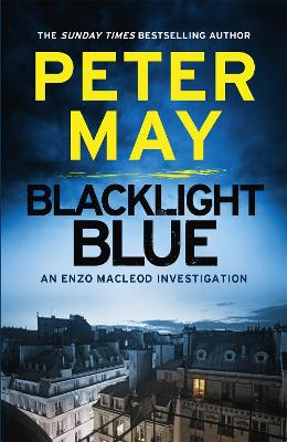 Blacklight Blue by Peter May
