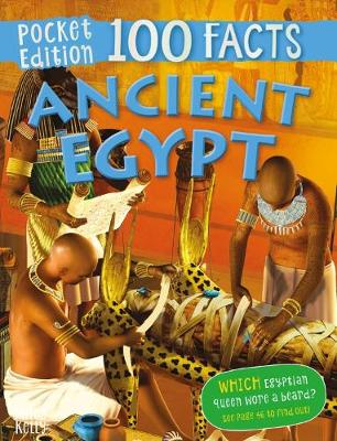 100 Facts Ancient Egypt Pocket Edition by Jane Walker