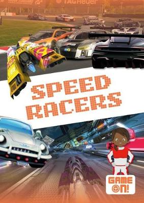 Speed Racers by Kirsty Holmes