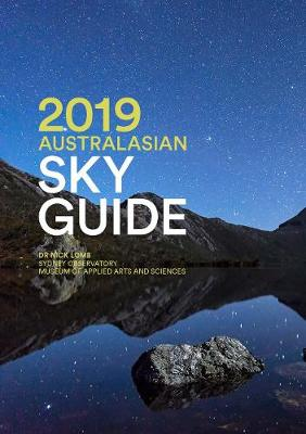 2019 Australasian Sky Guide by Nick Lomb