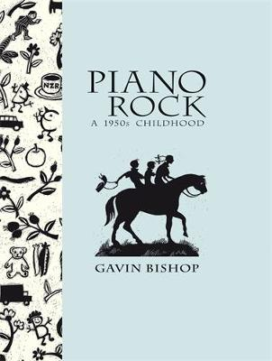 Piano Rock by Gavin Bishop