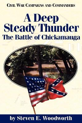 Deep Steady Thunder by Steven E. Woodworth