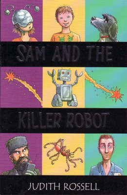 Sam and the Killer Robot book