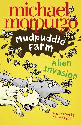 Alien Invasion! by Michael Morpurgo
