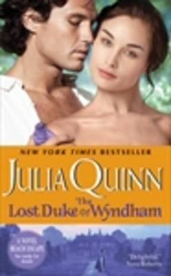 Lost Duke of Wyndham book