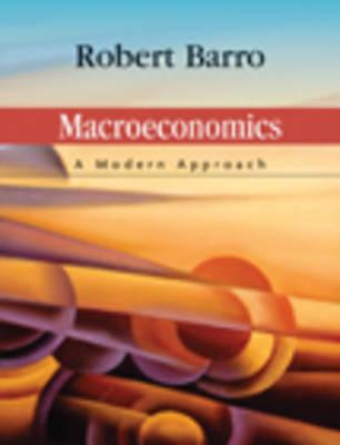 Intermediate Macroeconomics by Robert J. Barro