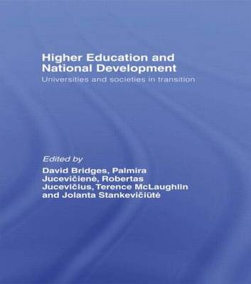 Higher Education and National Development book