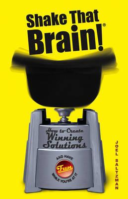 Shake That Brain book